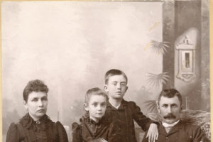 heigho family photo, new meadows founder, Idaho