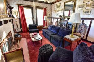 antique, picturesque, lounge, den